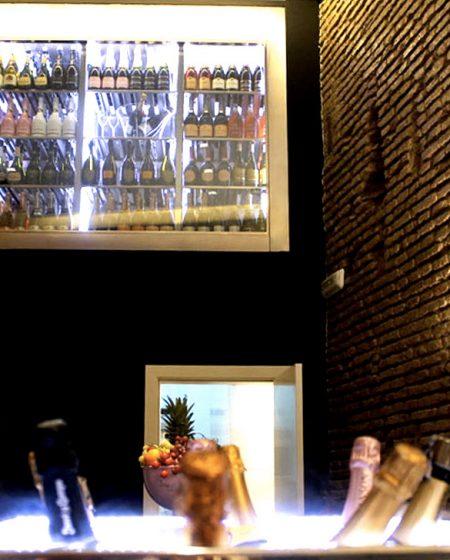 Ostras y Champagne La Medusa